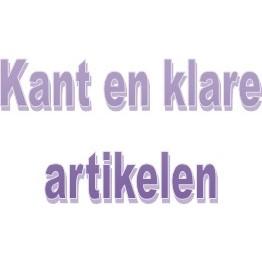 Kant en Klare artikelen